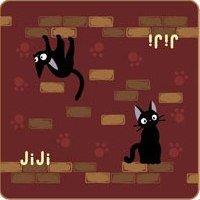 Rug Carpet - 185x185cm - Jiji - Kiki's Delivery Service - Ghibli - 2010 (new)