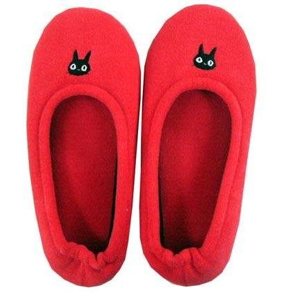 Room Shoes - 24.5 - Jiji - Kiki's Delivery Service - Ghibli - 2010 (new)