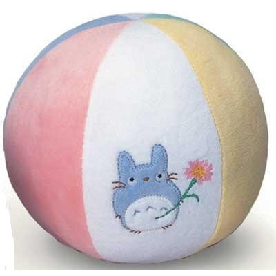 Baby Ball - Rattle Sound - Pile - Totoro - Ghibli - Sun Arrow - out of production (new)