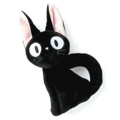 Baby Rattle - Bell - Sitting Jiji - Kiki's Delivery Service - Ghibli -outofproduction(new)