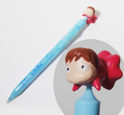 Mechanical Pencil - Ponyo sways - Ghibli - 2010 (new)