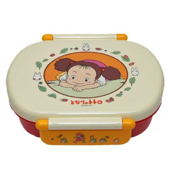 Lunch Bento Box - dishwasher & microwave - Mei - Totoro - made Japan - no production (new)