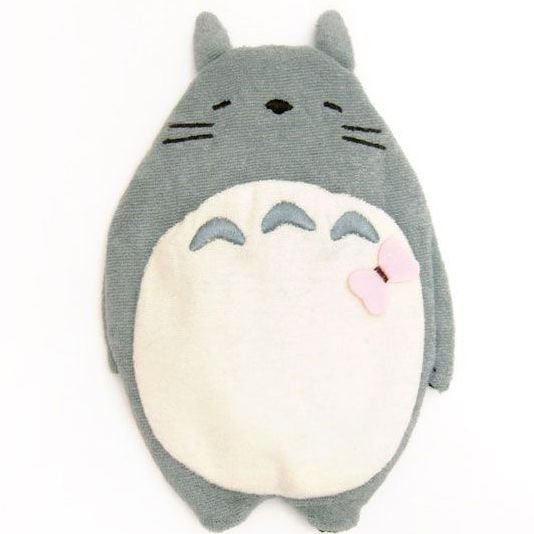 Eye Pillow - Lavendar in Sachet - Natural Herb - Totoro - Ghibli - 2010 (new)