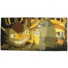 Bath Towel -60x120cm-Weaved 5 Colored Thread- Totoro Nekobus Mei Satsuki-madeinJapan- Ghibli (new)