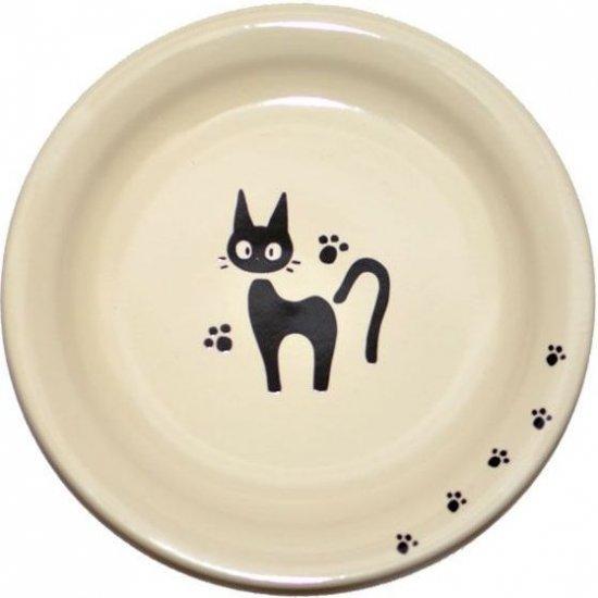 Plate - Semi Porcelain - made in Japan - Jiji - Kiki's Delivery Service - 2010 (new)