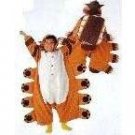 1 left- Kid's Costume 100cm & Sack Bag - Nekobus - Totoro - Ghibli - out of production (new)