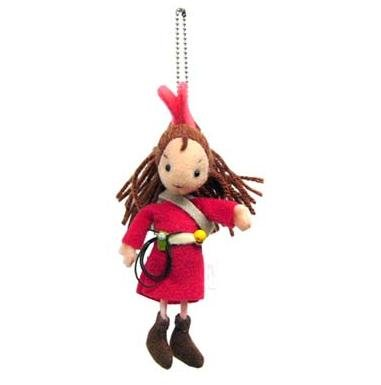 Chain Strap Holder - Mascot - H12cm - Arrietty - 2010 - no production (new)