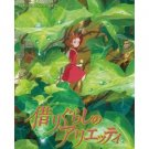 This is Animation - Picture Book - Japanese Book - The Borrower Arrietty - Ghibli - 2010 (new)