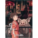 2 left - 500 pieces Jigsaw Puzzle - Sen - Spirited Away - Ghibli - Ensky - no production (new)