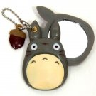 2 left - Mini Mirror with Chain - Totoro & Acorn - Ghibli - 2010 - no production (new)