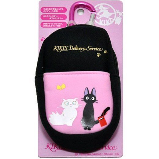 Pouch - Carabiner Hook - Pocket - Jiji & Lily - Kiki's Delivery Service - 2010 - no production (new)