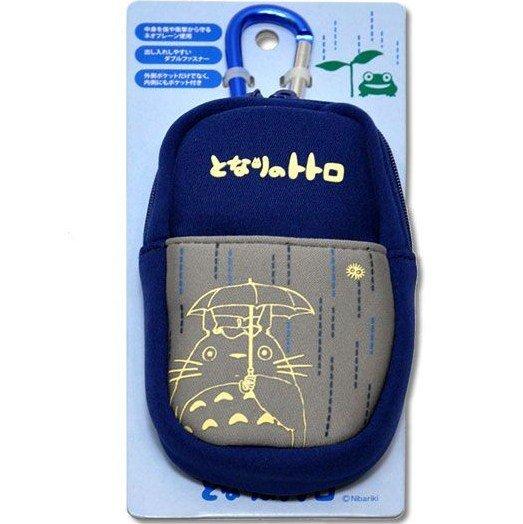 Pouch - Carabiner Hook - Pocket - Totoro & Kurosuke - Ghibli - 2010 - no production (new)
