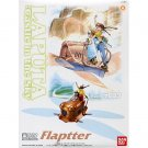 Plastic Model - Scale 1/20 - Flaptter & Pazu & Sheeta - Laputa - made in Japan - Ghibli (new)