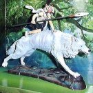 1 left- Figure - San & Inugami - Memorial Collection - cominica - Mononoke -no production (new)