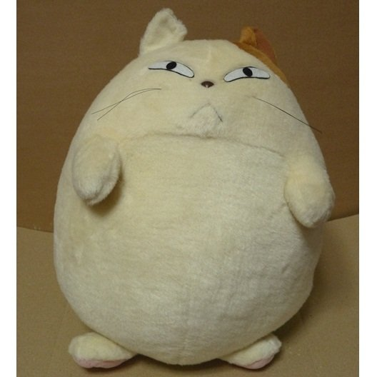SOLD - Plush Doll (L) - H37cm - Muta - The Cat Returns - out of production (new)