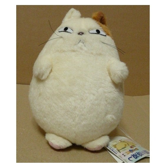 SOLD - Plush Doll (S) - H17cm - Muta - The Cat Returns - out of production (new)
