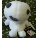 1 left - Plush Doll - H21cm - Bell - Kodama - Mononoke - Ghibli - 2007 - no production (new)