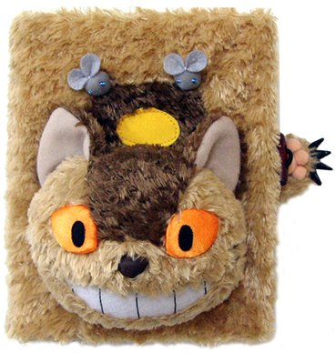Photo Album - 100 pictures - Plush Doll - Nekobus - Totoro - Ghibli - 2011 (new)