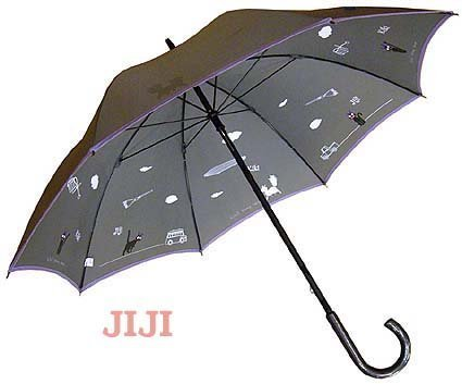 Umbrella - Jiji & Lily - Kiki's Delivery Service - Ghibli - Sun Arrow - out of production (new)