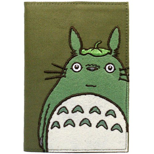 SOLD - 2012 Schedule / Calendar Book - Applique - Totoro - Ghibli - out of production (new)