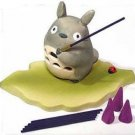 1 left - Incense Holder & Stand - Ceramics - Totoro - Ghibli - out of production (new)