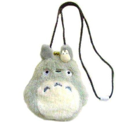 Purse Gamaguchi - Totoro & Sho Totoro - Plush Doll - Ghibli - 2011 (new)