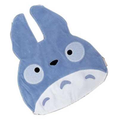 Baby Bib - Chu Totoro - Blue - Ghibli - Sun Arrow - no production (new)