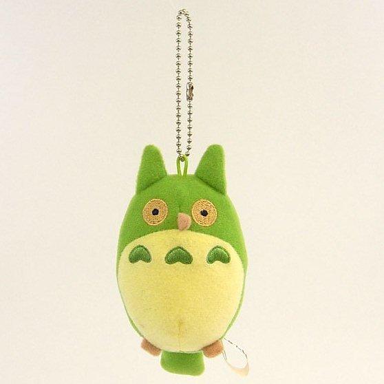 1 left - Mascot - Strap Holder - Owl Aruku no Daisuki Totoro Ghibli Museum Short Film no production