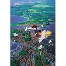 300 pieces Jigsaw Puzzle - koriko jyoku - Kiki & Jiji - Kiki's Delivery Service - Ghibli Ensky (new)