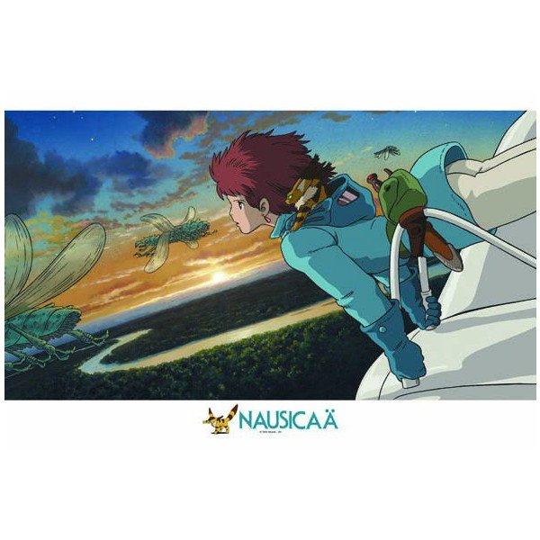 1000 pieces Jigsaw Puzzle - yoake no kaze - Nausicaa - Ghibli - Ensky (new)