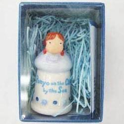 Thimble - Ponyo on Jellyfish - Ceramics - Ghibli - 2008 (new)
