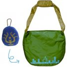 Eco Shoulder Bag - Carabiner Hook Pouch - Zipper - Hikouseki - Laputa - Ghibli - 2012 (new)