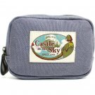 Pouch - 3 Pockets - Laputa - Ghibli - 2012 (new)