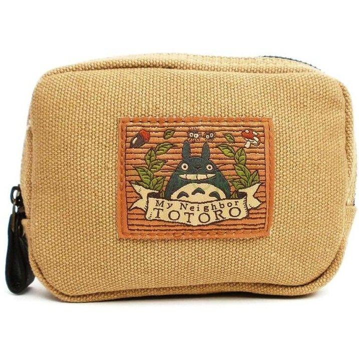 Pouch - 3 Pockets - Totoro - Ghibli - 2012 (new)