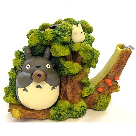 1 left- Taper Cutter - Totoro & Sho & Kurosuke - Ghibli - 2011 - no production (new)