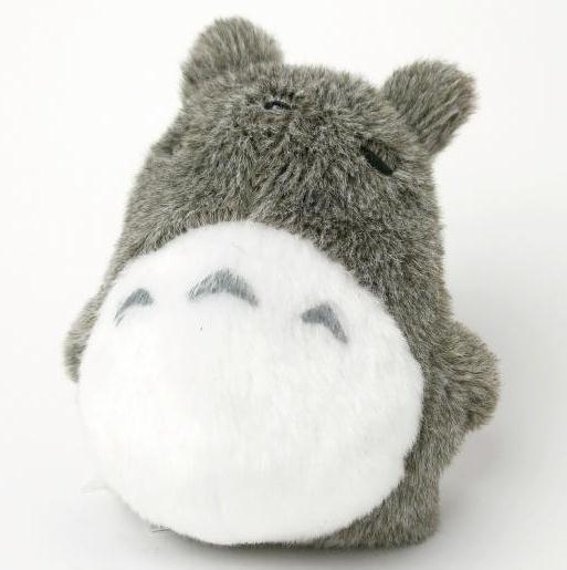 Beanbags / Otedama - W11cm - Fluffy - Sleeping Totoro - Ghibli - 2012 (new)