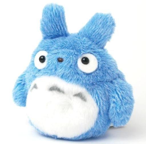 Beanbags / Otedama - H10cm - Fluffy - Chu Totoro - Ghibli - 2012 (new)