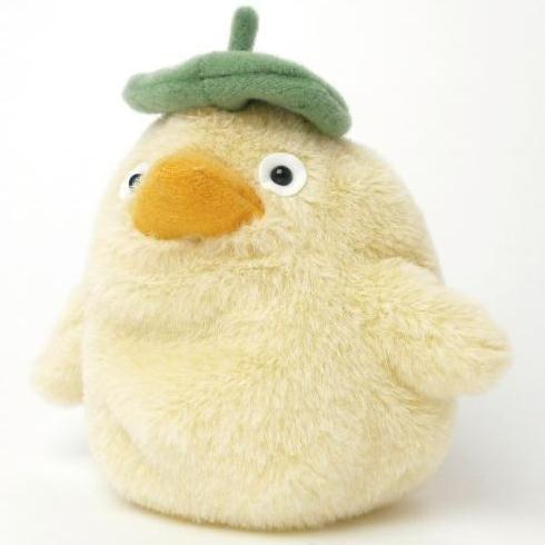 Beanbags / Otedama - H11cm - Fluffy - Ootori sama - Spirited Away - Ghibli - Sun Arrow - 2012 (new)