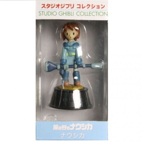 5 left - Figure - Studio Ghibli Collection - Nausicaa - out of production (new)