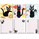 Notepad - 3 Designs - each 50 pages - Jiji - Kiki's Delivery Service - Ghibli - 2013 (new)