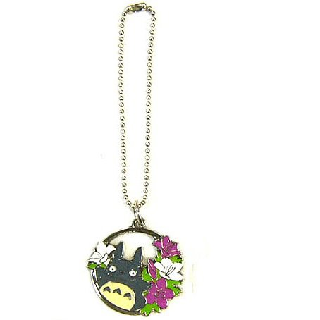 Strap Holder #5 (May) - Zinc - Die Casting - 12 month Collection - Totoro - Ghibli - 2013 (new)