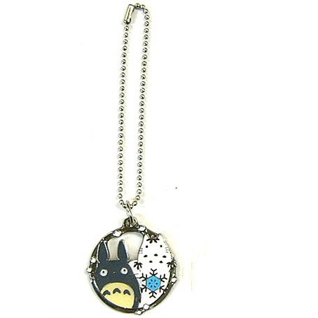 Strap Holder #1 (January) - Zinc - Die Casting - 12 month Collection - Totoro - Ghibli - 2013 (new)