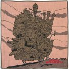 Handkerchief - 28x28cm - 3 Layers - Imabari - Made in Japan - Howl's Moving Castle - 2013 (new)