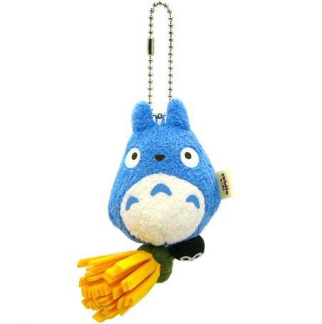 Mascot - Strap Holder - Flower - Chu Totoro - Ghibli Collection - Sun Arrow - 2013 (new)