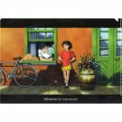 Clear File A5 - 15.5x22cm - Whisper of the Heart - Ghibli - 2013 (new)