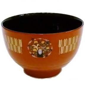 Soup Bowl / Owan - Japanese Style - made in Japan - Spirited Away - Ghibli - 2013 (new)