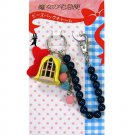 Strap Holder & Hook - Beads Bag Charm - Jiji - Kiki's Delivery Service - Ghibli - 2013 (new)