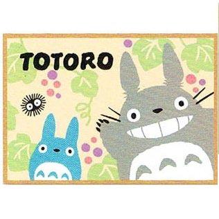 Blanket (S) - 70x100cm - Acylic New Mayer - grape - Totoro - Ghibli - 2013 (new)