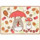 Blanket (S) - 70x100cm - Microfiber - Polyester Coral Meyer - acorn - Totoro - Ghibli - 2013 (new)