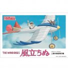Plastic Model Kit 1/48 - Bird-like Airplane & Jiro - finemolds - Kaze Tachinu - 2013 (new)